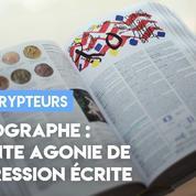 Orthographe : la lente agonie de l'expression écrite ?