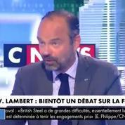 Edouard Philippe sur la fin de vie : «Chacun doit écrire ses directives anticipées»