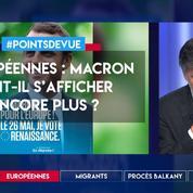 Européennes : Macron doit-il plus s'afficher ?