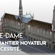 Notre-Dame : «Par nécessité, ce chantier sera nouveau, inventif, d'avant-garde»