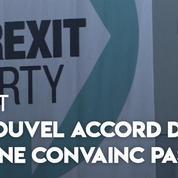 Brexit : le nouvel accord de Theresa May peine à convaincre les partisans d'une sortie de l'UE