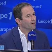 Benoît Hamon : «L'élection européenne nous est volée par Emmanuel Macron»