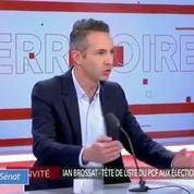 Ian Brossat est favorable à la diminution de la part du nucléaire dans le mix énergétique