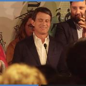Manuel Valls arrive quatrième aux municipales de Barcelone