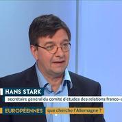 Européennes : la fin du couple franco-allemand ? L'analyse d'Hans Stark