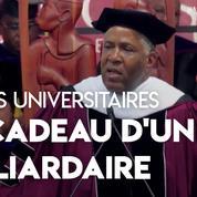 40 millions de dollars: les dettes étudiantes d'une promotion entière remboursées par un philanthrope