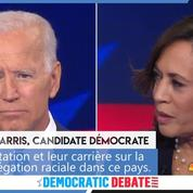 États-Unis : Joe Biden interpellé sur ses propos «blessants» sur la ségrégation par la sénatrice Harris