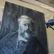 À Ornans, Yan Pei-Ming «dialogue» avec Courbet