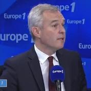 «Les émissions de gaz à effet de serre sont en baisse de 4% en 2018», affirme François de Rugy