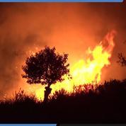 L'Espagne affronte son incendie le plus grave depuis 20 ans