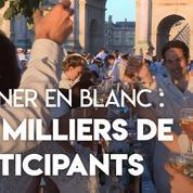 Dîner en blanc : les pique-niqueurs chassés des Tuileries