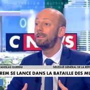 Municipales 2020 : Stanislas Guérini veut «démultiplier les élus locaux par cinq»
