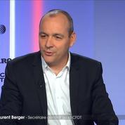Assurance chômage : «c'est une réforme qui va toucher durement un million de personnes» alarme Laurent Berger