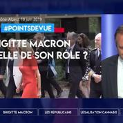Brigitte Macron sort-elle de son rôle ?