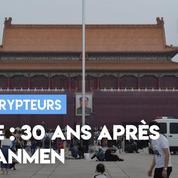 Chine : 30 ans après Tiananmen