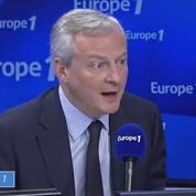 Alliance entre Renault et Nissan : «Il faut la renforcer et c'est notre priorité» (Bruno Le Maire)