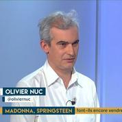Madonna, Springsteen : toujours aussi populaires en France ? L'analyse d'Olivier Nuc