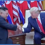 Rencontre entre Kim Jong Un et Donald Trump : leurs premières déclarations
