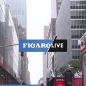 New-York : un mort dans le crash d'un hélicoptère sur le toit d'un gratte-ciel