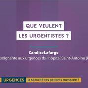 Urgences : que veulent les urgentistes ? L'éclairage de Candice Lafarge