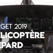 Salon du Bourget : découvrez le Guépard, l'hélicoptère interarmées léger (HIL)