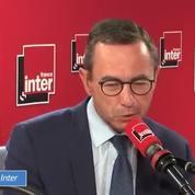 Bruno Retailleau renonce à briguer la présidence LR