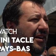 Sea-Watch : «Le comportement des autorités néerlandaises est honteux», déplore Salvini
