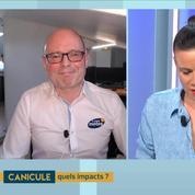 Canicule : notre quotidien en surchauffe, le décryptage de Régis Crépet