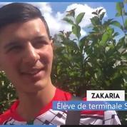 Bac de français : Zakaria, en 1ère STMG, «s'est bien débrouillé»