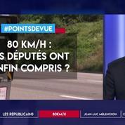 80km/h : les députés ont enfin compris ?