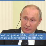 Les valeurs progressistes sont «obsolètes», estime Vladimir Poutine
