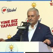 Turquie: le candidat d'Erdogan concède sa défaite à l'élection d'Istanbul