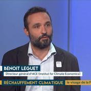 Réchauffement climatique : transition, combien ça coûte ? L'éclairage de Benoit Leguet