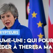 Royaume-Uni : qui pour succéder à Theresa May ?