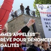 Suisse : les femmes en grève pour dénoncer les inégalités hommes-femmes