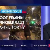 Foot féminin : Finkielkraut a-t-il tort ?