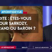 Succession de Wauquiez : êtes vous pour Sarkozy, Bertrand ou Baroin ?