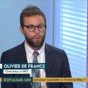 Royaume-Uni : quels défis ? Le décryptage d'Olivier de France