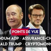 Points de vue du 18 juin : ADP, assurance-chômage, Donald Trump, cryptomonnaies