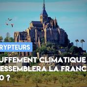 Réchauffement climatique : le visage de la France en 2050