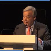 Le chef de l'ONU appelle à une action urgente pour éviter une