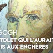Vente aux enchères du pistolet avec lequel Van Gogh serait donné la mort