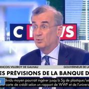 «L'économie française a créé 740 000 emplois entre 2016 et 2018» selon le gouverneur de la Banque de France