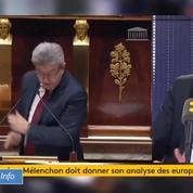 La France insoumise : «Dire