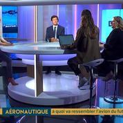 Aéronautique : à quoi va ressembler l'avion du futur ? Les décrypteurs répondent aux internautes