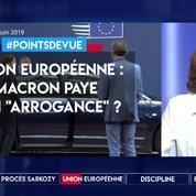 UE : Emmanuel Macron paye son
