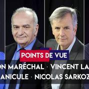 Points de vue du 28 juin : Marion maréchal, canicule, Nicolas Sarkozy, Vincent Lambert