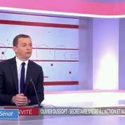 Réforme de la fonction publique : «Nous ne dégèlerons pas le point d'indice des fonctionnaires» (Olivier Dussopt)