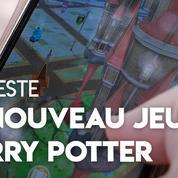 On a testé le dernier jeu Harry Potter : Wizard Unite