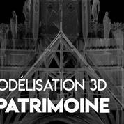 Comment la 3D sauve le patrimoine français